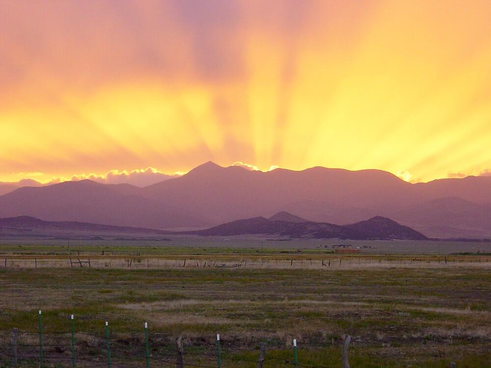 Arizona Sunset by doctorharrison