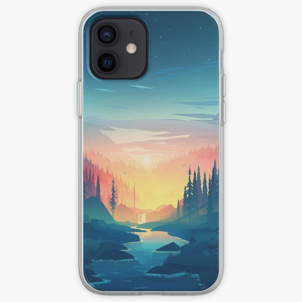 Wilderness iPhone Soft Case