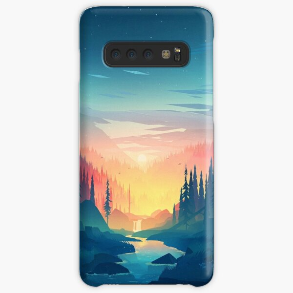Wilderness Samsung Galaxy Snap Case