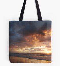 Sunrise at Crowdy Head Tote Bag
