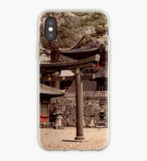 Bronze portal, Nikko iPhone Case