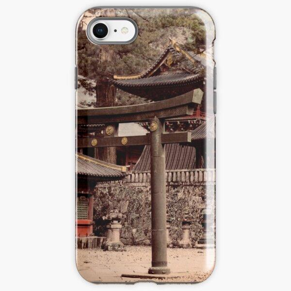 Bronze portal, Nikko iPhone Tough Case