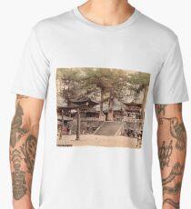 Bronze portal, Nikko Men's Premium T-Shirt