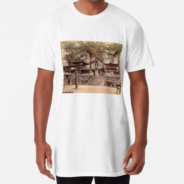 Bronze portal, Nikko Long T-Shirt