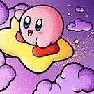 Kirby by jellysoupstudio