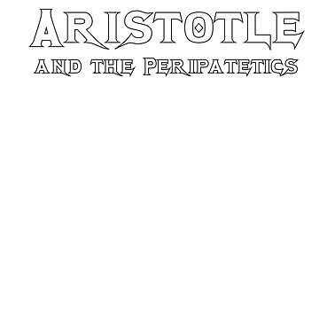 Aristotle and the Peripatetics III by TorqueWrench