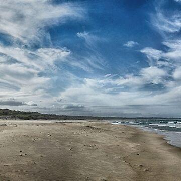 Windang beach by andreisky