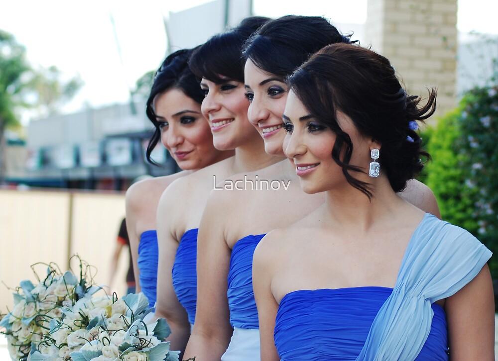 Bridal party 2 by Lachinov