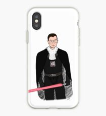 Ruth Vader Ginsburg iPhone Case