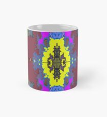 ABSTRACT GRAPHIC PRINT { BIG COUNTRY} BY JANE HOLLOWAY Mug
