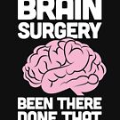 Skull Brain Surgery - Funny Get Well Recovery Gift by Nathan Darks