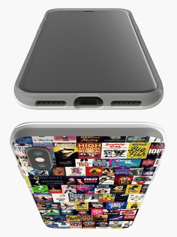 Alternative Ansicht von MUSIKALIEN 2 (Bettdecke, Handyhülle, Becher, Aufkleber usw.) iPhone-Hülle & Cover