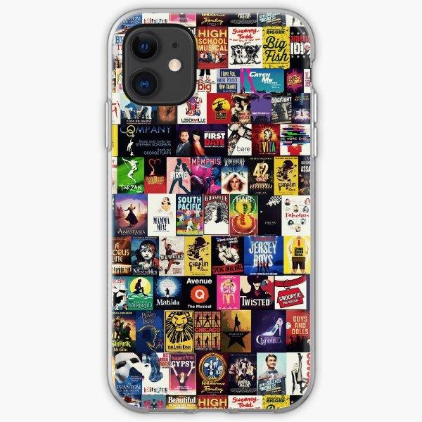 MUSICALS 2 (Duvet, phone case, mug, sticker etc) iPhone Soft Case