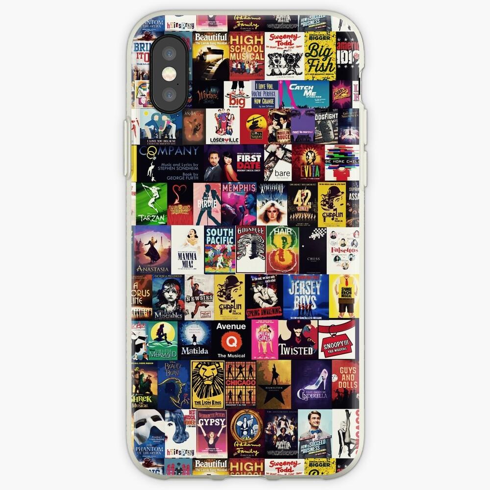 MUSIKALIEN 2 (Bettdecke, Handyhülle, Becher, Aufkleber usw.) iPhone-Hülle & Cover