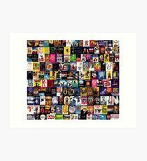 MUSICALS 2 (Duvet, phone case, mug, sticker etc) Art Print