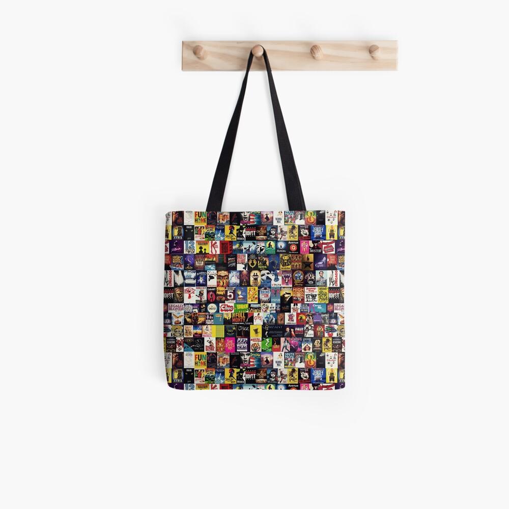 MUSICALS 2 (Duvet, phone case, mug, sticker etc) Tote Bag