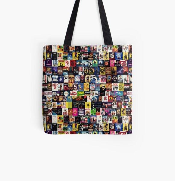 MUSICALS 2 (Duvet, étui pour téléphone, mug, autocollant, etc.) Tote bag doublé