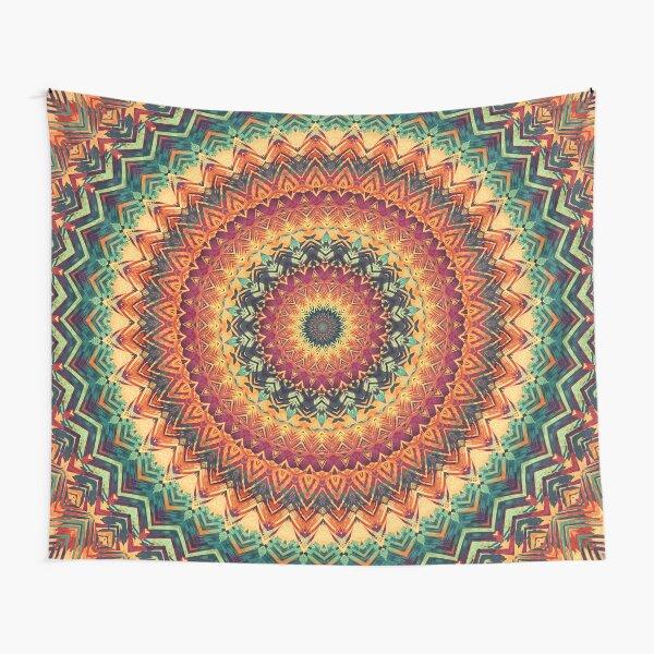 Mandala 115 Tapestry