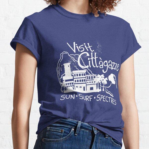 Visit Cittàgazze! Classic T-Shirt