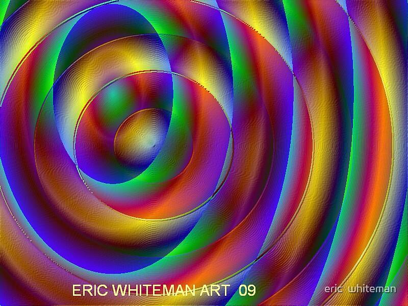 (VISION ERIC WHITEMAN ART  by eric  whiteman