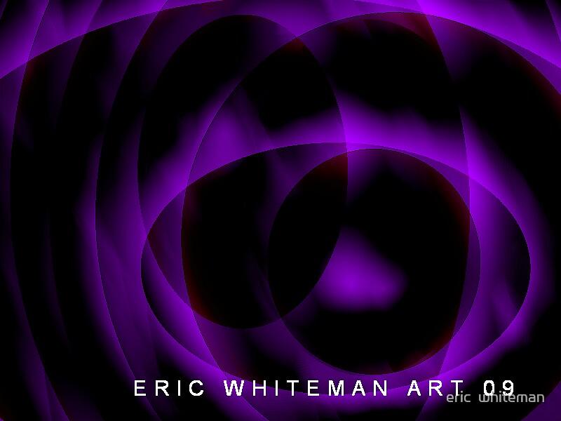 ( SLIHOUETTE) ERIC WHITEMAN ART  by eric  whiteman