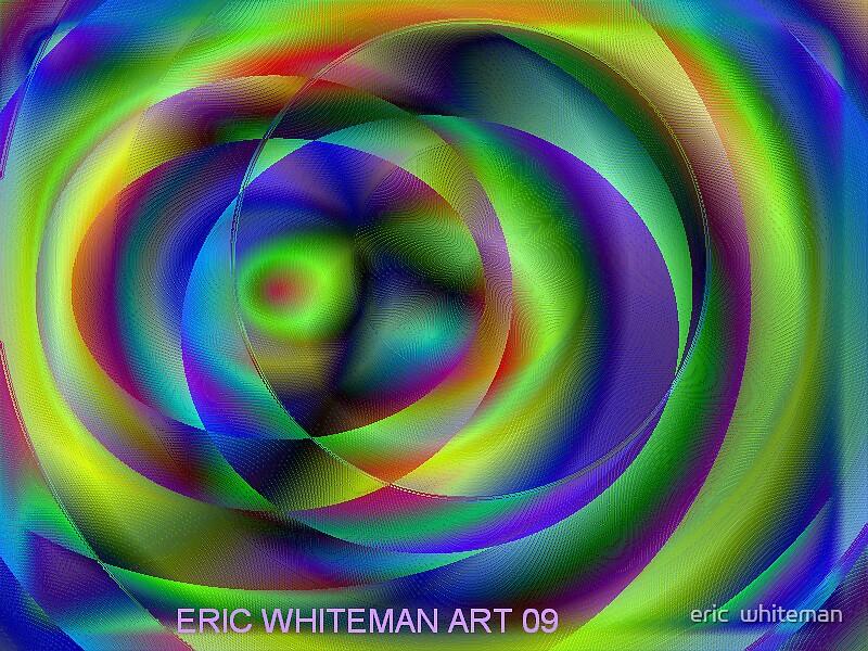 (SIREN I ) ERIC WHITEMAN ART   by eric  whiteman