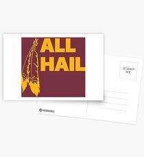 All Hail Postcards