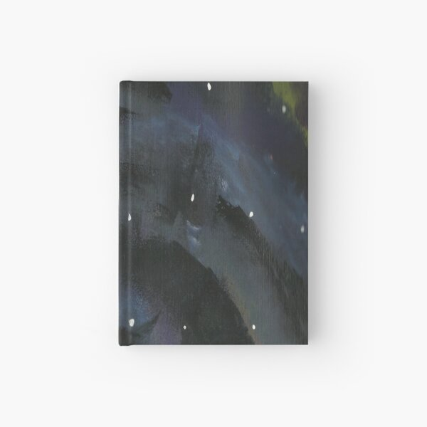 Out of Orbit Hardcover Journal