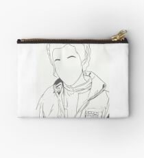 Princess Leia/Carrie Fisher Studio Pouch