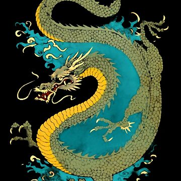 Chinese Dragon by funprints