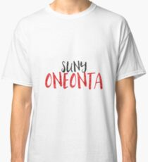 ONEONTA Classic T-Shirt