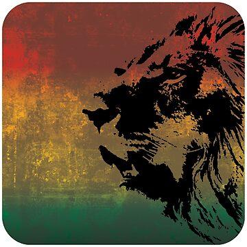lion reggae von Periartwork