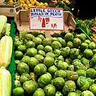 Little Green Balls of Death by Chris B.