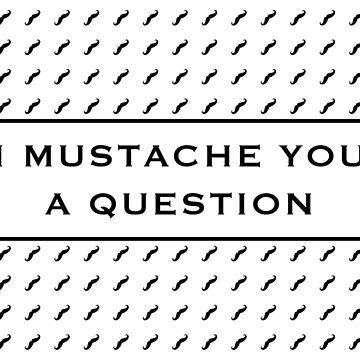 mustache bash mod stripe by maydaze