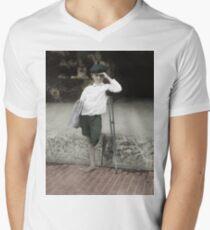 Albert Schafer Men's V-Neck T-Shirt