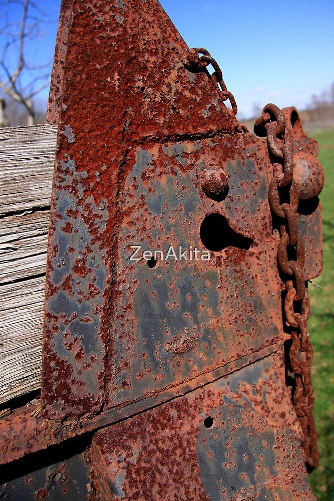 Rust never sleeps2 by ZenAkita