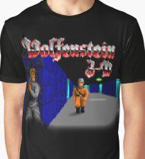 Wolfenstein 3D — pixelart Graphic T-Shirt