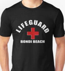 Bondi Beach Lifeguard Unisex T-Shirt