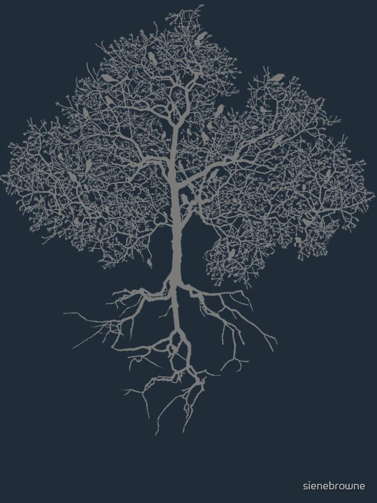 The Grackle Tree by sienebrowne