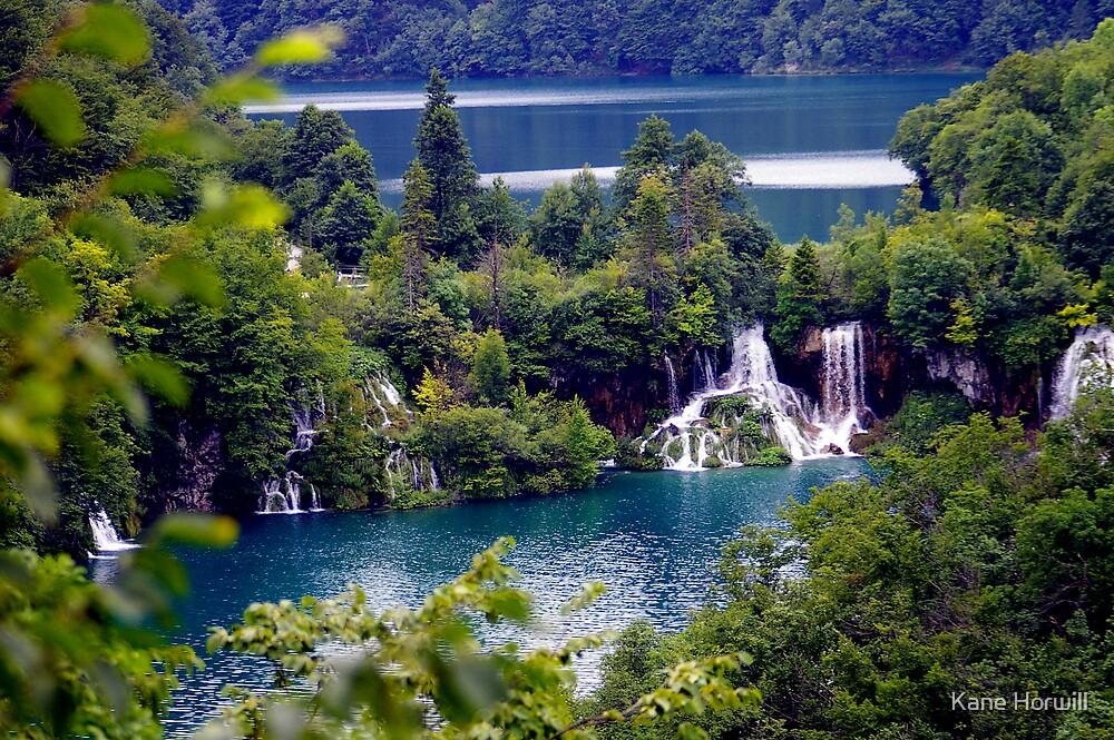 Plitvice Lakes, Croatia by Kane Horwill
