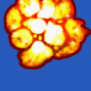 Explosive Burst by frooglekade