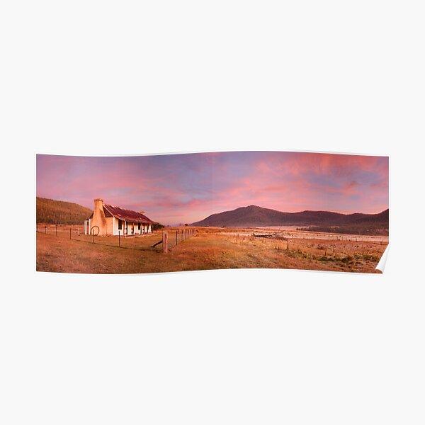 Orroral Homestead, Namadgi National Park, Australian Capital Territory Poster