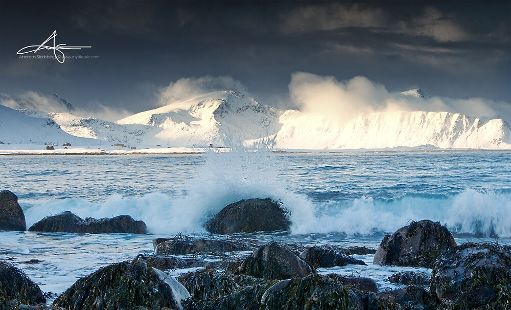 Impact by Andreas Stridsberg