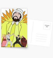 The Gang Design  Postcards