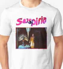Suspiria Film Shirt! Slim Fit T-Shirt
