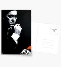 The Godfather Postcards
