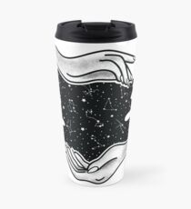 Zodiac Hands Travel Mug