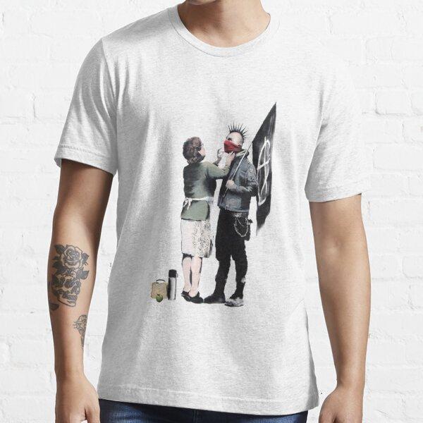 Banksy - Punk Mum Essential T-Shirt