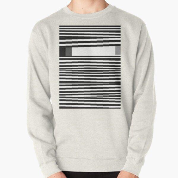 Tracery, weave, drawing, figure, modish, astonishing, amazing, surprising Pullover Sweatshirt