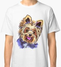 b4e7dfbd The Yorkie Love of My Life Classic T-Shirt